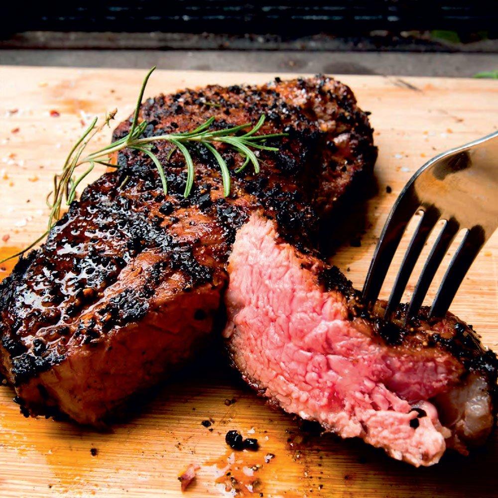 steak n fajčenie deň